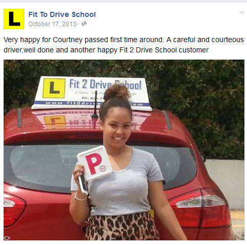Fiut2drive school Blacktown NSW